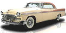 Chrysler Windsor Newport 1956