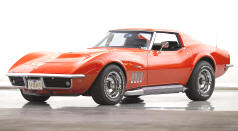 Image result for classic corvette