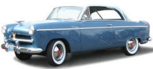 1953 Willys Coupe 600